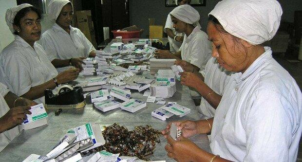 Réseaux de vente et de médicaments contrefaits en France