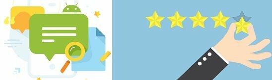 Granskning, åsikter, Omdömen och feedback från kunder från onlineapotek