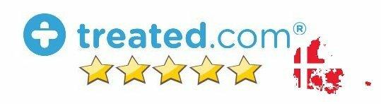 treated anmeldelser danmark